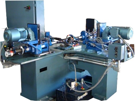 4 Axis simultaneous tapping machine